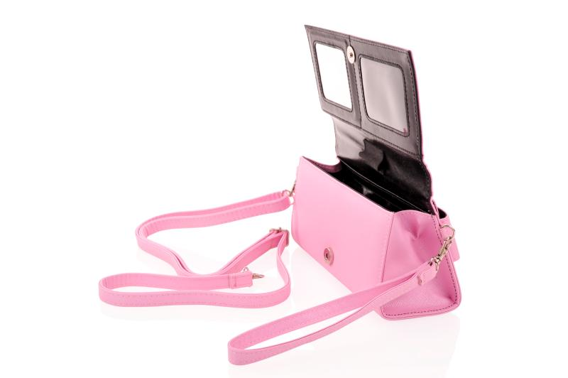 """With this Hi-tech clutch she'll never have to search for her keys, cell phone or sunglasses again.  The EyePockit is the only product of its kind on the market that keeps a woman's most """"can't leave home without it"""" essentials all in one place. ..."""