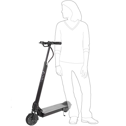 If money is no object and you want to spoil Mom with a fun techie gadget this is it.  The M5 Eco Reco electric scooter will have her be the envy of all the tech hipsters.  Emits zero exhaust and gives off no CO2 emissions. It can reach top speeds...