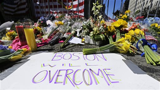 Boston Marathon Bombings 2 Years_145069