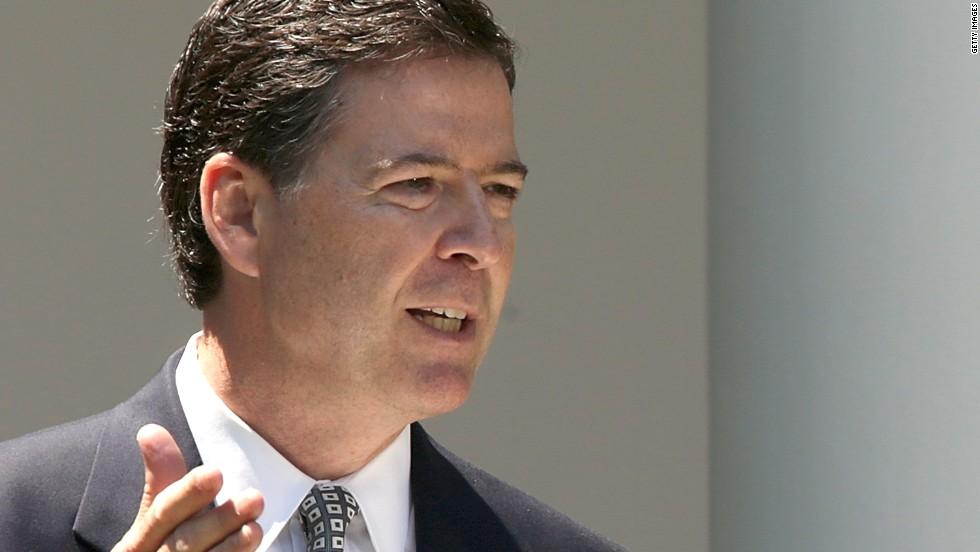 FBI Director James Comey_156409