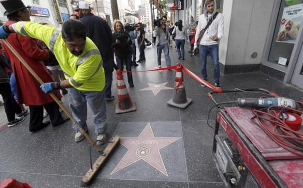 Bill Cosby Hollywood Star_193496