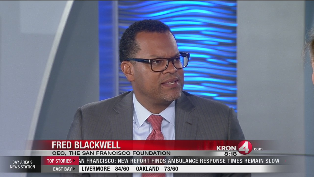 Fred Blackwell_SF Foundation CEO re anonymous Oakland schools donations_198463
