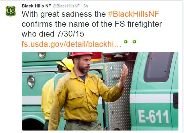 firefighter dave ruhl killed in CA frog fire_206392