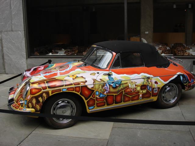 Janis_Joplin's_Porsche_356_convertible_286240
