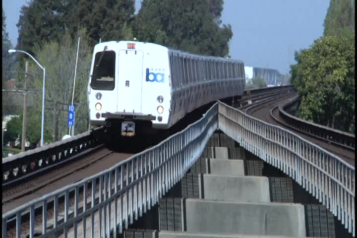 Video: Part of BART'S Fremont line to be shut down this weekend