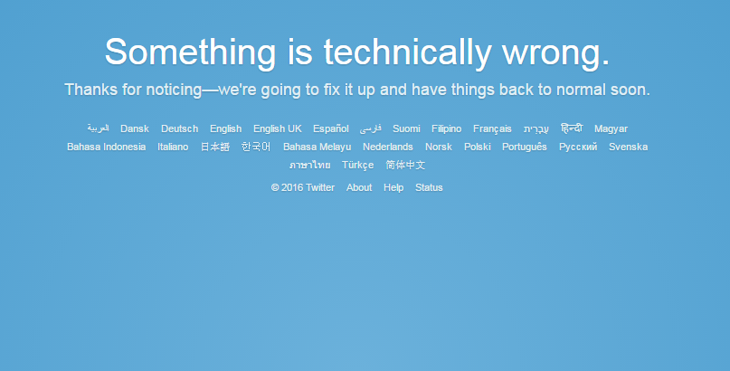 Twitter outage_342677