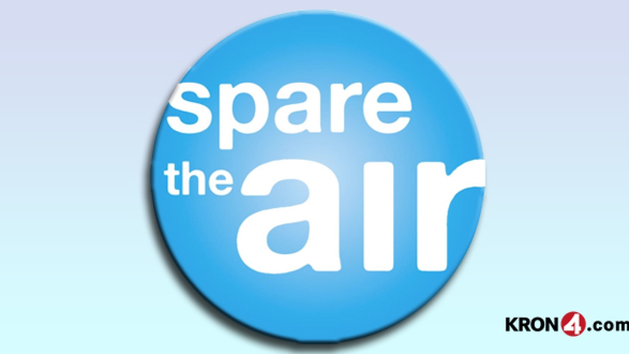 Spare the Air Alert issued in Bay Area for Memorial Day