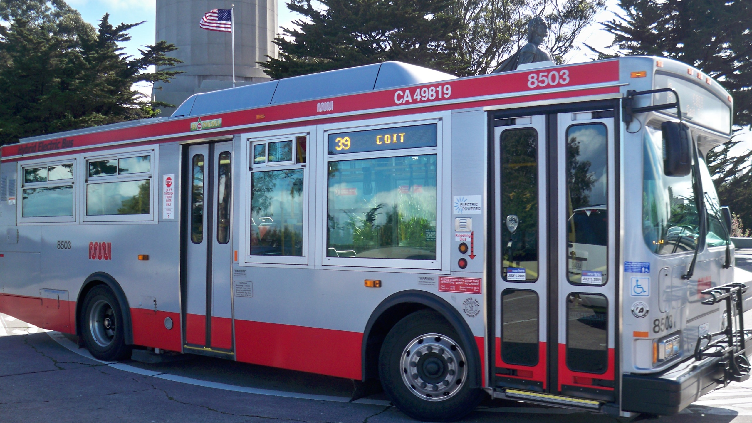 SF_Muni_Orion_VII_223278