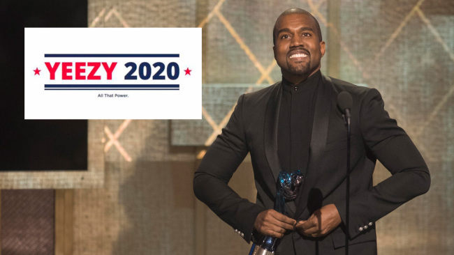 Kanye West says he's running for president, Elon Musk supports | KRON4