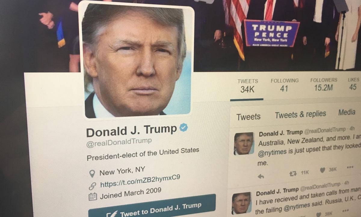 Donald Trump's Twitter_503676