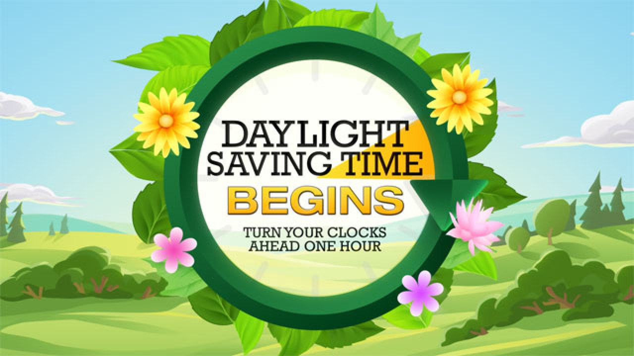 Daylight Saving Time 2020: When to spring forward