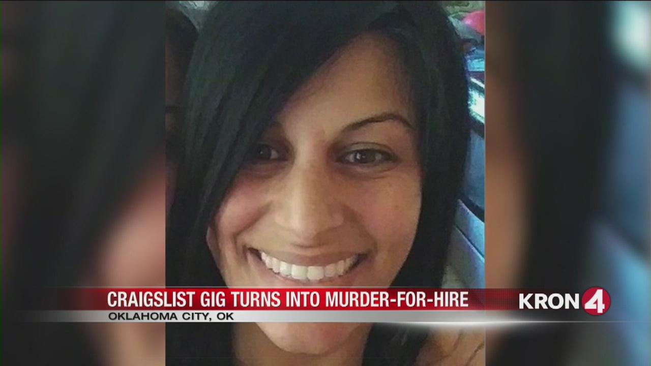 Video Oklahoma Woman Charged In Craigslist Plot To Kill Israeli Ex Husband