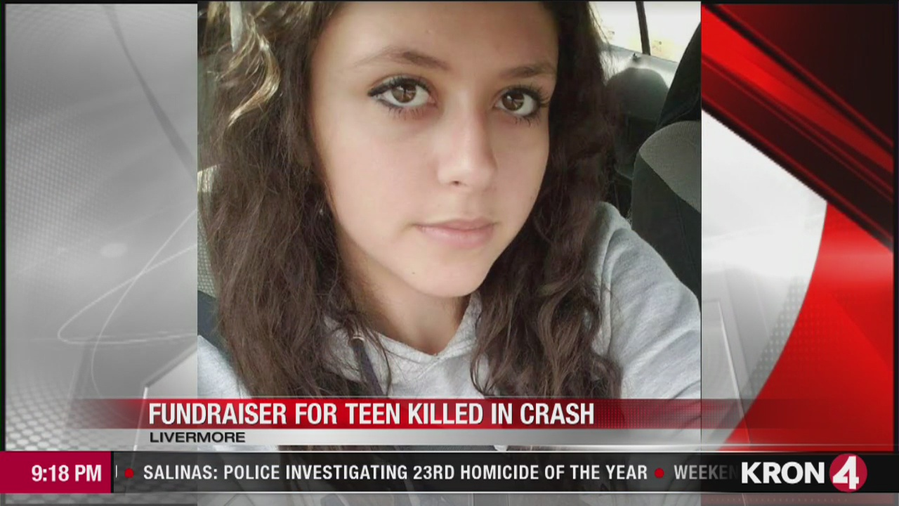 VIDEO: Teen killed in Tracy solo-car crash as she drove home