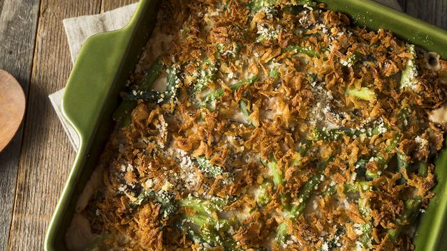 Homemade Green Bean Casserole_670032