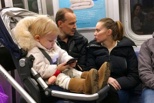 smart phone, child, infant, iPhone, technology_699004
