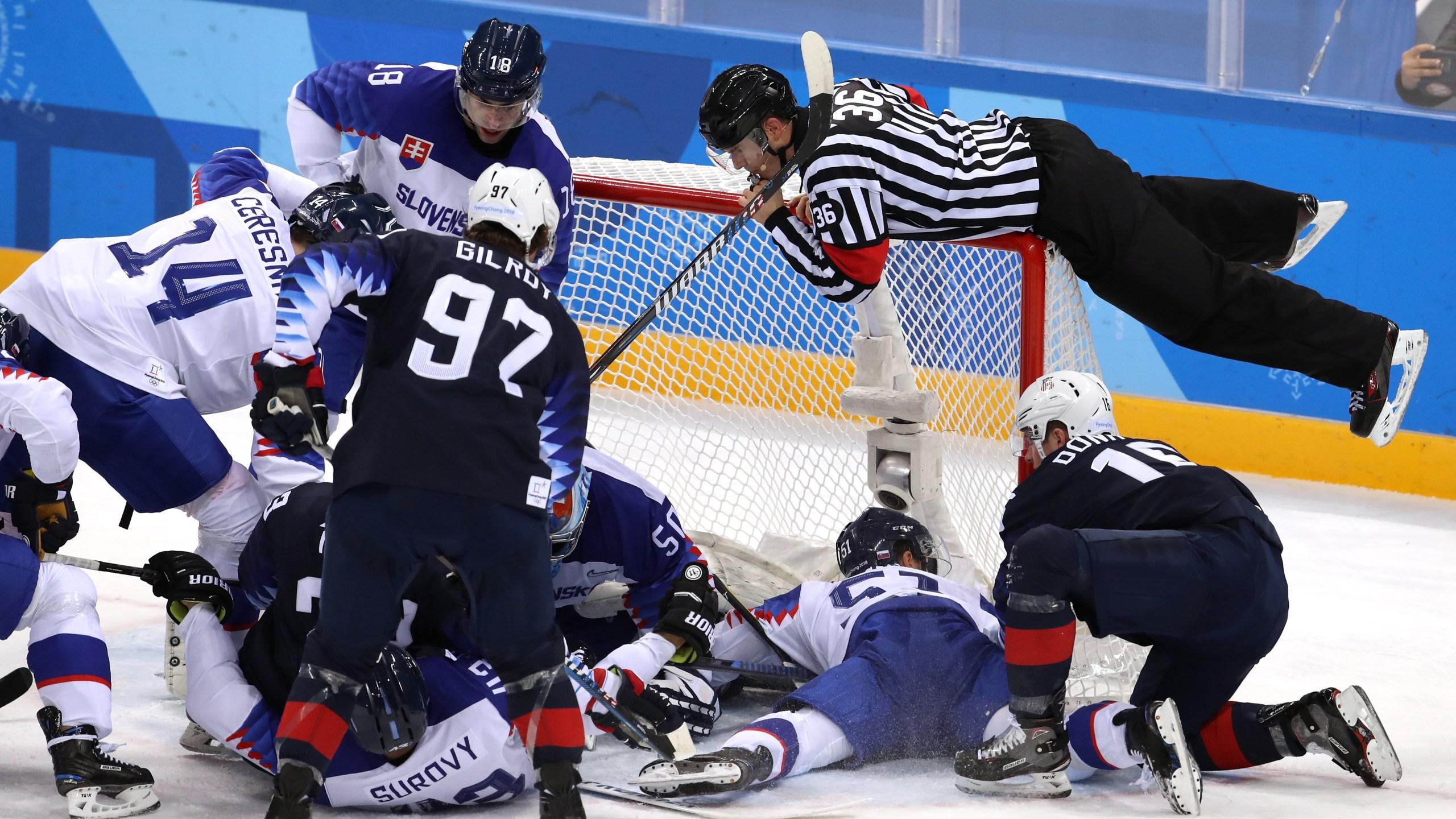 Ice Hockey – Winter Olympics Day 7_724195