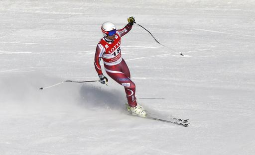 Pyeongchang Olympics Downhill Courses_717629