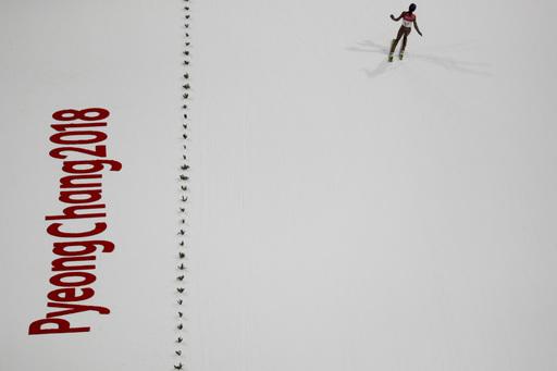 Pyeongchang Olympics Ski Jumping Men_717870