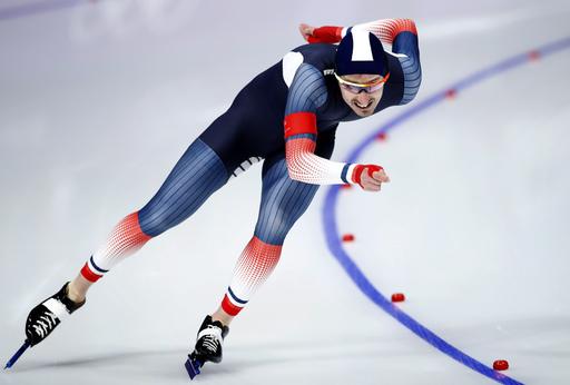 Pyeongchang Olympics Speed Skating Men_723121