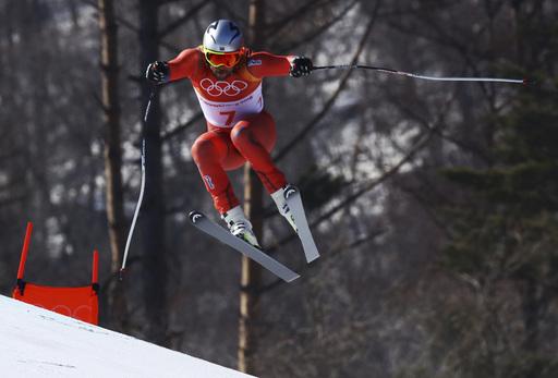 Pyeongchang Olympics Alpine Skiing_722851