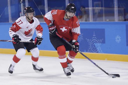 Pyeongchang Olympics Ice Hockey Men_723153
