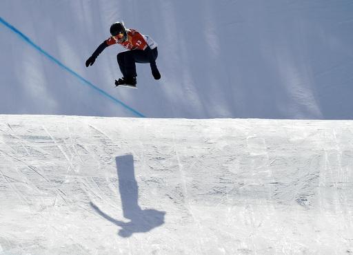 Pyeongchang Olympics Snowboard Women_724039