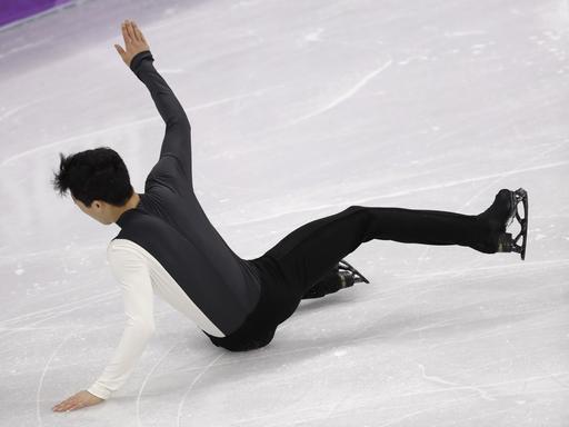 Pyeongchang Olympics Figure Skating Men_723772