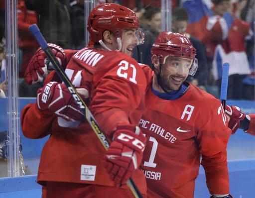 Pyeongchang Olympics Ice Hockey Men_723891