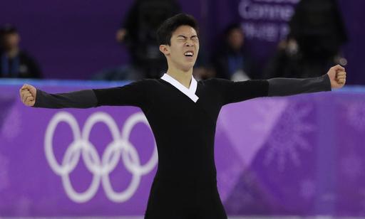 Pyeongchang Olympics Figure Skating Men_724446