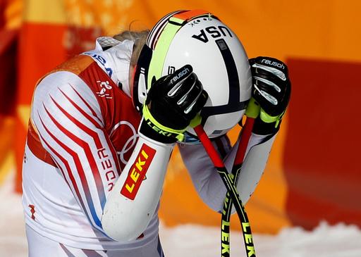 Pyeongchang Olympics Alpine Skiing_724456
