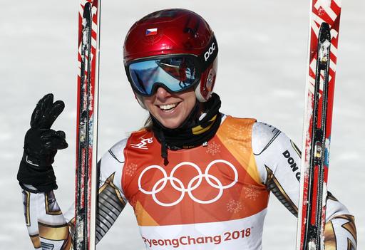 Pyeongchang Olympics Alpine Skiing_724484