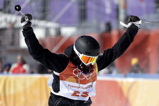 Pyeongchang Olympics Freestyle Skiing Women_724595