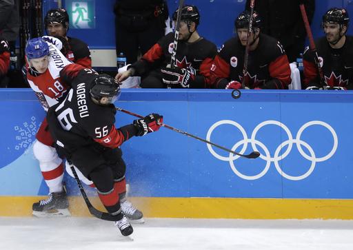 Pyeongchang Olympics Ice Hockey Men_724589