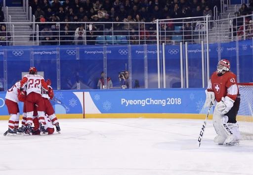 Pyeongchang Olympics Ice Hockey Women_724550
