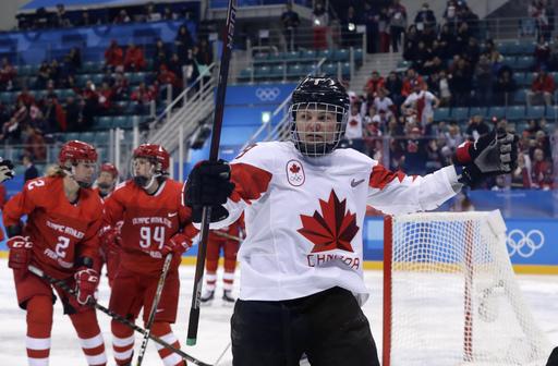 Pyeongchang Olympics Ice Hockey Women_725661