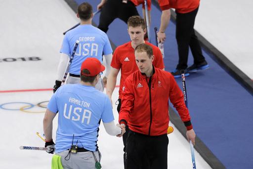Pyeongchang Olympics Curling Men_729045