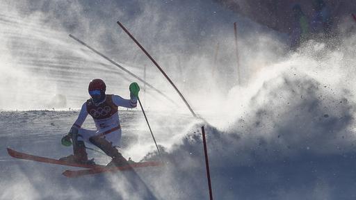 Pyeongchang Olympics Alpine Skiing_727460