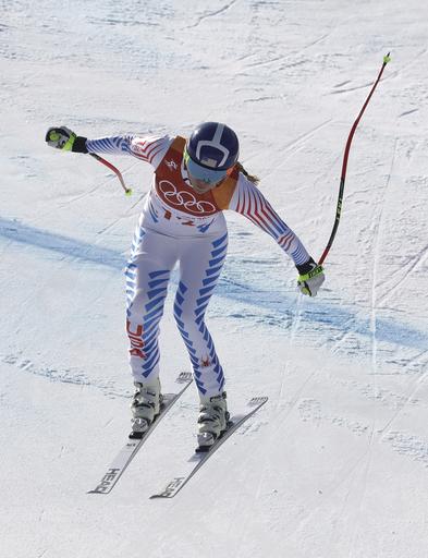Pyeongchang Olympics Alpine Skiing_727815