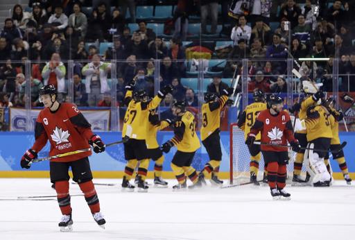 Pyeongchang Olympics Ice Hockey Men_728627