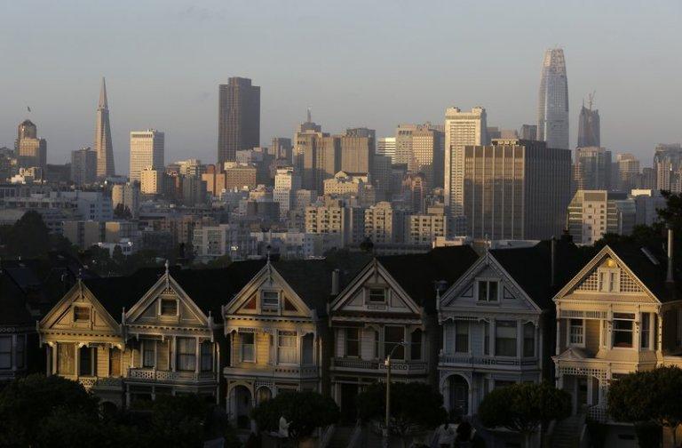San Francisco skyline generic