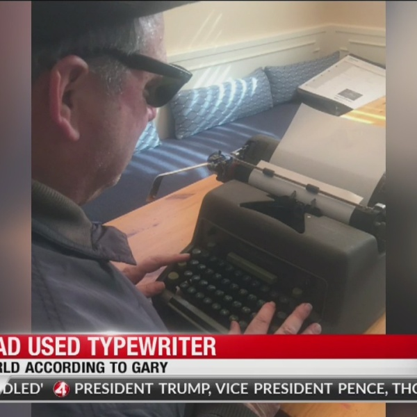 Gary's Mailbag: Why are you using an old typewriter?