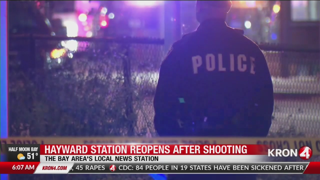 VIDEO: Investigation continues after Hayward officer