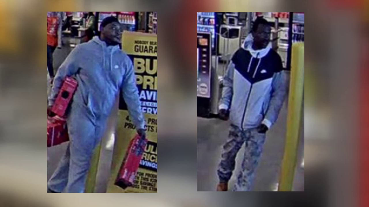 2 men steal power tools from Hercules Home Depot twice in one week