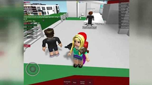 Roblox Avatar Warning Mother Says 7 Year Old Daughter S Roblox Avatar Was Raped
