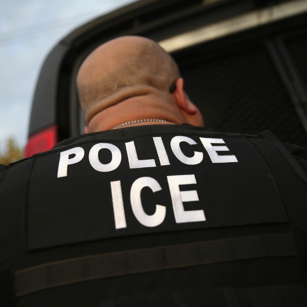 ICE Agents Detain Suspected Undocumented Immigrants In Raids_729642