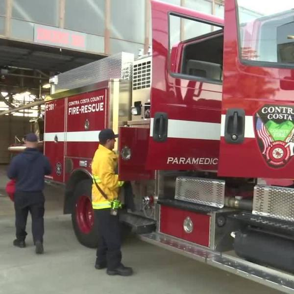 Bay Area strike teams on stand by