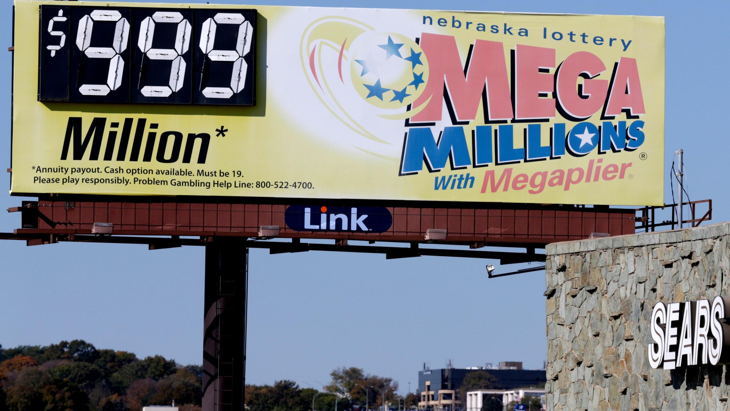 Powerball and Mega Millions combined jackpot hits $2 billion