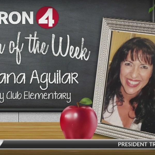Teacher of the Week: 10/2