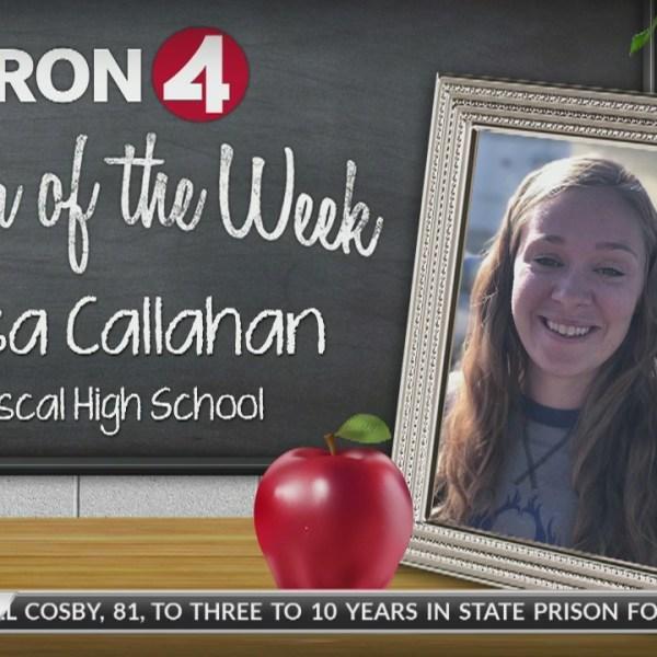 Teacher of the Week: Alyssa Callahan