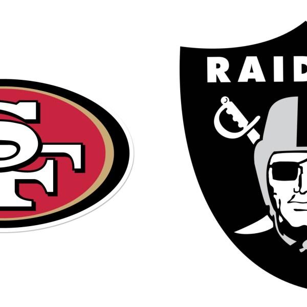 49ers raiders logos_343361